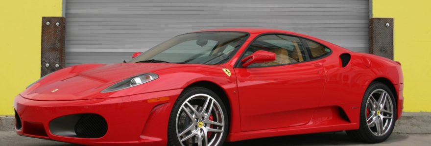 assurance Ferrari Testarossa