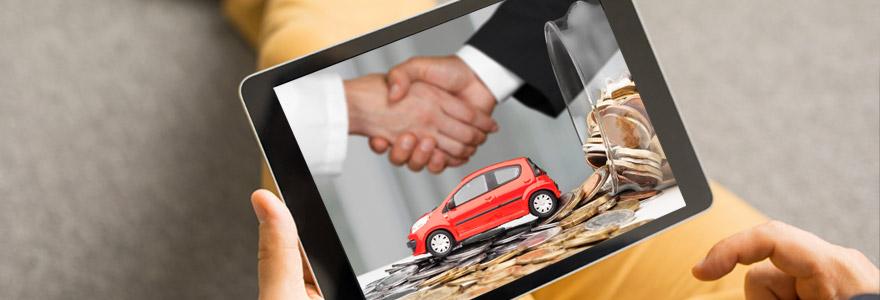 souscrire un crédit automobile en ligne