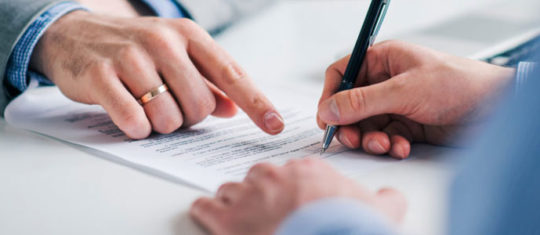 Contrats d'assurance ouvrage