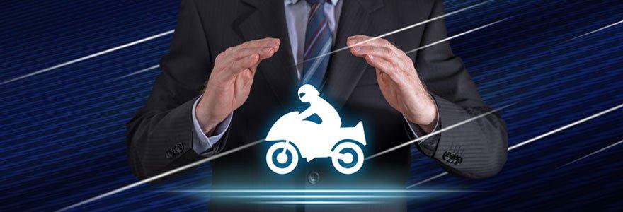 assurer une moto après un retrait de permis
