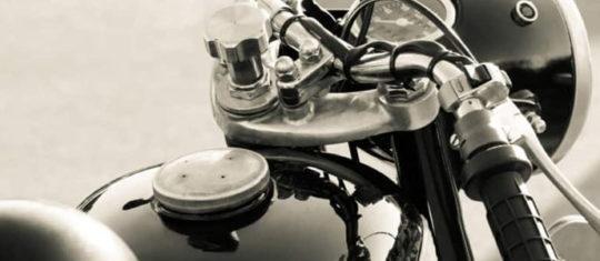 assurance adaptée pour une moto de collection